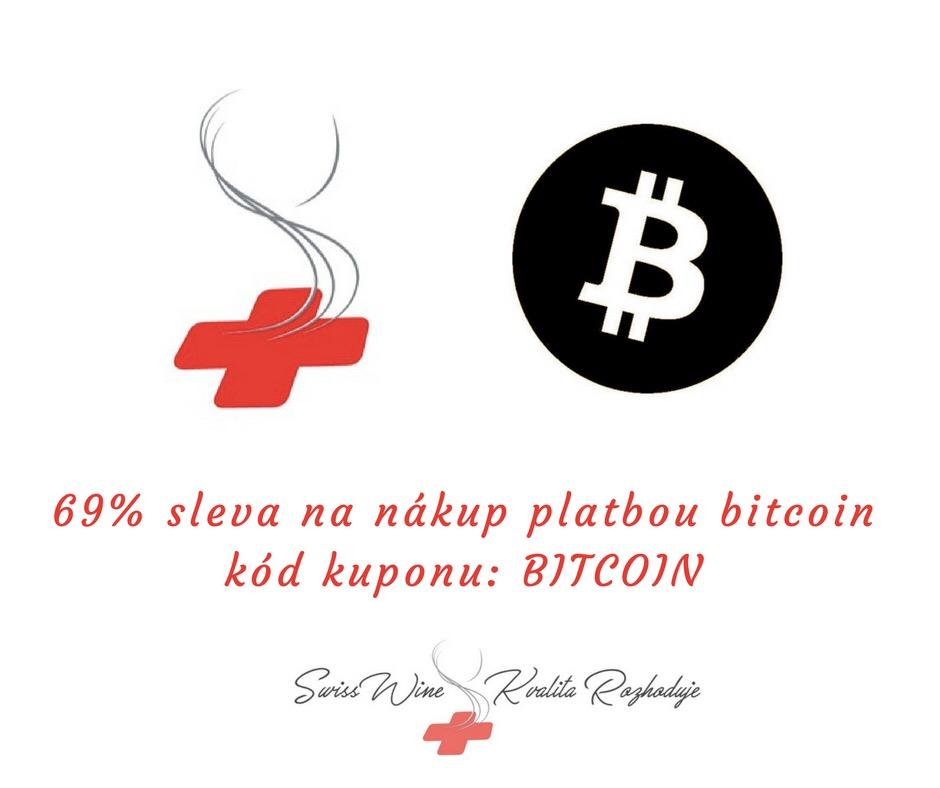 7b9af724f16 Jak získat 69% slevu na švýcarské víno  Plaťte Bitcoinem!