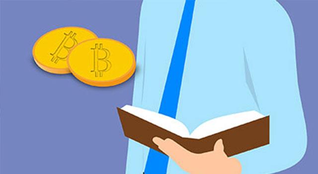 Ilustrační kresba: Učíme se o bitcoinech