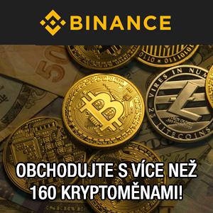 Obchodujte s více než 160 kryptoměnami na Binance! (Banner 300x300)